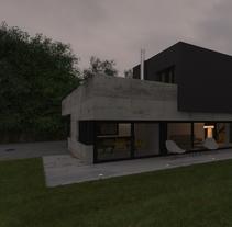 Vivienda unifamiliar en la Garriga.. Um projeto de Arquitetura de interiores de Josep Vilaplana Castany - 09-10-2016