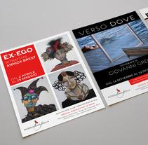 ROSSO AMAPOLA. A Graphic Design project by Rocío Machuca García         - 10.10.2016