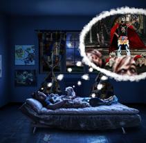 """Mi Proyecto del curso: Fotografía creativa y fotocomposición con Photoshop """"LUCHANDO CONTRA LOS ZOMBIES"""". A Photograph, Fine Art, Post-Production, and Comic project by Pablo Cortez         - 10.10.2016"""