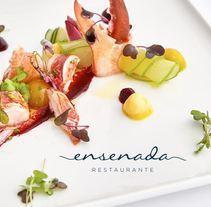Ensenada Restaurante. Un proyecto de Br e ing e Identidad de Carla Pijoan Martin         - 13.10.2016