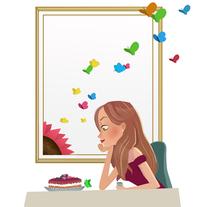 Ilustración femenina. Un proyecto de Ilustración de Raquel Pariente         - 31.12.2015