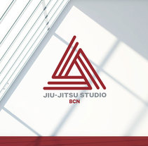 JiuJitsu Studio BCN. A Photograph, Br, ing, Identit, Costume Design, Graphic Design, and Web Design project by DOSCORONAS  - 05-12-2015