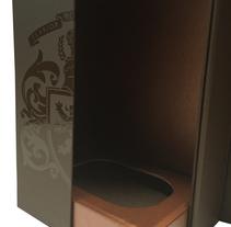Buchanan´s edición especial. A Industrial Design, and Packaging project by Luis Femat - 19-10-2016