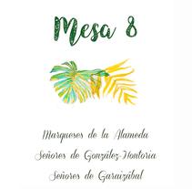 DISEÑO MESEROS BODA C&C. Un proyecto de Ilustración, Bellas Artes y Diseño gráfico de Cristina Berasategui Verástegui         - 22.07.2016