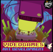 VIDEOGAMES ART DEVELOPMENT. A 3D, and Animation project by Mr. Klaus Studio          - 21.10.2016
