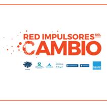 Red de Impulsores del Cambio - Emprendedores Sociales. A Br, ing&Identit project by César Martín Ibáñez  - 30-10-2016