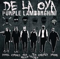 "Vídeo ""Purple Lamborghini"". A Video project by Jose Maria Calsina Val         - 02.11.2016"