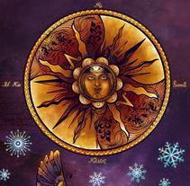 Saturnalia. Um projeto de Ilustração e Artes plásticas de Selket Yhay          - 10.11.2016