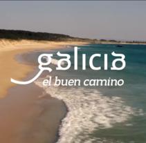 Quiero Galicia.. Un proyecto de Publicidad, Música, Audio, Cine, vídeo, televisión, Cop y writing de Fran  Añón - 14-11-2016