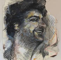 Estudios, retratos y retales.. Um projeto de Artes plásticas e Arte urbana de Carlos Martin Trullen - 15-11-2016