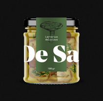 De Sang. A Br, ing, Identit, and Packaging project by Andrea Ferrandis Salido         - 18.11.2016