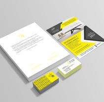 Productores de Diseño. Um projeto de Design, Br e ing e Identidade de Mariano Herrera Salvalaggio - 05-11-2016