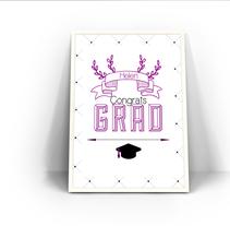 Greeting cards A6. Um projeto de Design gráfico, Arquitetura da informação e Tipografia de Diana Drago         - 21.11.2016