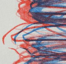 Serie Capas - Risografía. Un proyecto de Ilustración, Bellas Artes y Diseño gráfico de Ora Labora Studio         - 25.11.2016