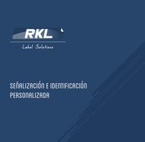 Catálogo de Señalización e Identificación Personal. A Design, Advertising, Br, ing, Identit, and Marketing project by Ricardo Puga Serra - 24-10-2016