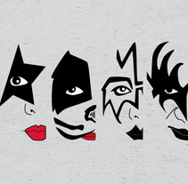 Kiss -  Ilustración. A Illustration project by Irene Fernández Arcas         - 01.12.2013