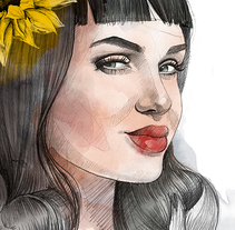 Varios. Um projeto de Ilustração e Artes plásticas de Ina Stanimirova         - 30.04.2016