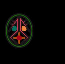 OhtocacBrand. A Illustration, Br, ing, Identit, and Vector illustration project by Javier Castillo García         - 13.12.2016
