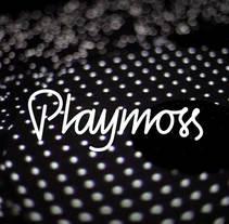 Playmoss app. Un proyecto de Desarrollo de software de Rubén López Bello - 31-10-2016