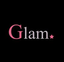 Glam. Un proyecto de Diseño Web de Paula Pérez Sauciuc         - 19.12.2016