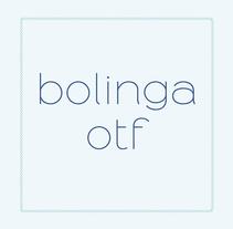 Bolinga Font. Um projeto de Design, Design gráfico e Tipografia de FRANCISCO POYATOS JIMENEZ - 19-12-2016