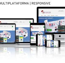 Sitio Web | RESPONSIVE: www.hntiendahockey.com. Un proyecto de Diseño, Publicidad, Consultoría creativa, Marketing, Diseño Web, Desarrollo Web y Social Media de Eduardo García Indurria         - 25.08.2014