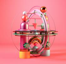 TOTEM_1. A 3D project by José Luis Morán - Jan 05 2017 12:00 AM
