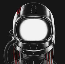 Astronot. Un proyecto de Ilustración de Joaquín  Rodríguez - 15-01-2017