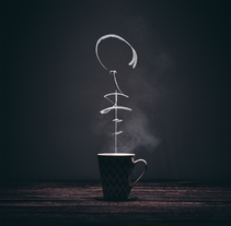 Coffee.. A Calligraph project by Luis García-Fayos - Jan 17 2017 12:00 AM