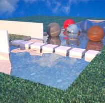 TRABAJOS 3D. A 3D project by Leticia Carrión         - 18.01.2017