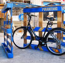 TANDEM GROUP (Bycicle parking). Un proyecto de Arquitectura de Pablo Menor Palomo (menor.pablo@gmail.com)         - 31.05.2011