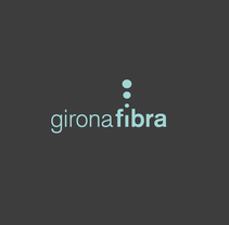gironafibra. A Design, Br, ing, Identit, Graphic Design, and Web Design project by Cristina Masó         - 29.01.2017