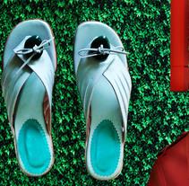 Diseño Calzado / Montaje y Fotografía. Un proyecto de Diseño de calzado de Deisy Bustos - Viernes, 03 de febrero de 2017 00:00:00 +0100