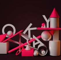 Proyecto totem3d: Okay (lorena_frutos). A 3D project by Lorena Frutos - Feb 05 2017 12:14 AM