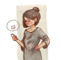 01-15. Un proyecto de Ilustración de Luana De Souza Sinclair - 06-02-2017