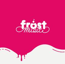 Frost Music. Um projeto de Design, Ilustração, Direção de arte, Br e ing e Identidade de Jimmy Cudriz         - 08.02.2017