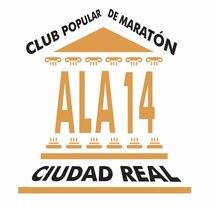 Página web de Club de Maratón ALA 14. A Web Design project by Héctor Vela Rivas - 12-02-2017