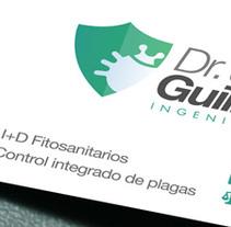 Dr. Juan Guillén. Um projeto de Design, Ilustração e Design gráfico de San Gráfico         - 15.02.2017