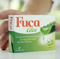 FUCA ALOE TV COMMERCIAL. A Advertising, Film, Video, TV, Art Direction, Graphic Design, Packaging, and TV project by Adalaisa  Soy - 16-02-2016