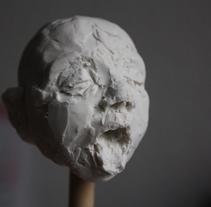 Bocetos plastilina. A Sculpture project by Gil Gijón         - 19.02.2017