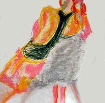 Saint Martins. Um projeto de Ilustração de raquel arriola caamaño         - 20.02.2007