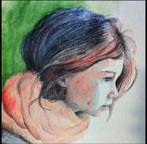 Mirando la tele. Un proyecto de Ilustración y Bellas Artes de Yolanda Cabrera Sánchez - 21-02-2017