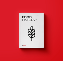 Food History. A Art Direction, Editorial Design, and Graphic Design project by Eva García Robles - 01-07-2016