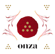 Onza Azafrán. Branding. A Design, Art Direction, Br, ing, Identit, Graphic Design, Packaging, and Naming project by MODIK  - 01-01-2017