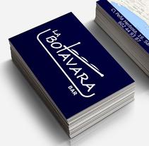 LA BOTAVARA. A Design, and Graphic Design project by Rocío Peña del Río         - 02.10.2015