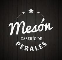 Logo Meson. Un proyecto de Diseño, Ilustración, Br, ing e Identidad y Diseño gráfico de Javier Gómez Ferrero - 13-01-2017