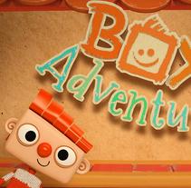 Boxy Adventures. Un proyecto de 3D y Animación de Alex Mateo         - 08.03.2017