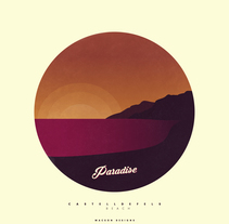 Paradise. A Design, Illustration, L, and scape Architecture project by Max Gener Espasa - 17-03-2017