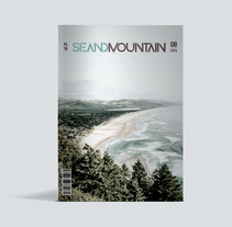 Seandmountain. A Br, ing, Identit, Graphic Design, and Packaging project by Tres Veces Dos  - 01-01-2017