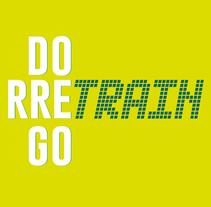Dorrego Train - Entrenamiento funcional/ Gimnasio. Un proyecto de Diseño gráfico de Ariadna Mieras         - 01.09.2016